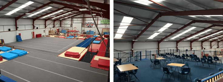 Lincoln Gymnastics Centre
